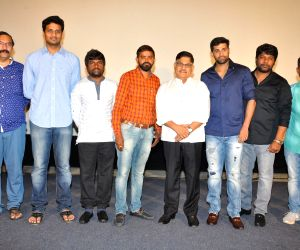 Trailer launch of Telugu film Venkatapuram