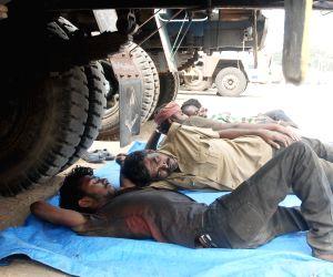 Transporters' strike
