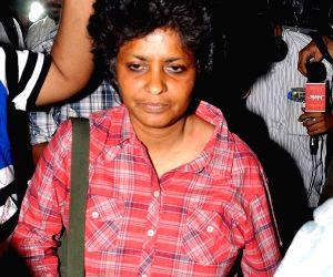 Arpita Ghosh at Enforcement Directorate