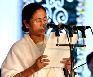 Mamata Banerjee takes oath as Bengal CM 3rd time