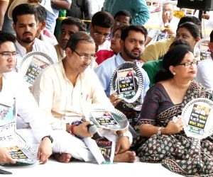 TMC's demonstration over fuel price hike