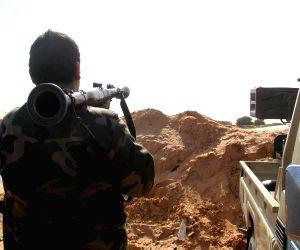 LIBYA TRIPOLI CLASHES