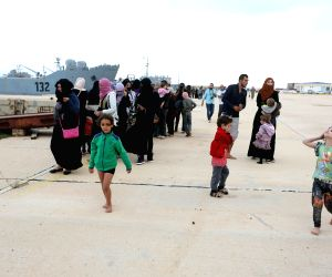LIBYA-TRIPOLI-MIGRANTS
