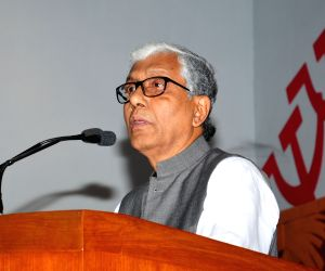 BJP government creating anarchy in Tripura: Manik Sarkar