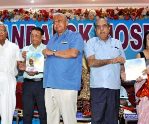 Tripura Governor Tathagata Roy launches book 'Episodes of Compassion