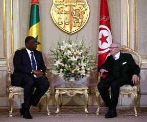 TUNISIA TUNIS SENEGAL PRESIDENT OFFICIAL VISIT