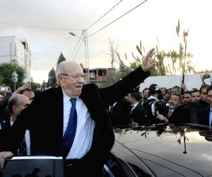TUNISIA TUNIS PRESIDENTIAL ELECTION