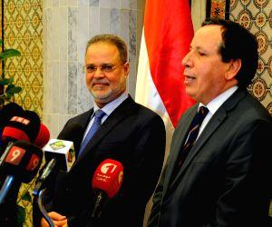 TUNISIA-TUNIS-YEMEN-DEPUTY PM-VISIT