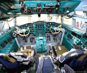 File Photo: Tupolev TU-142