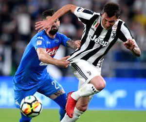 ITALY-TURIN-SOCCER-SERIE A-JUVENTUS VS NAPOLI