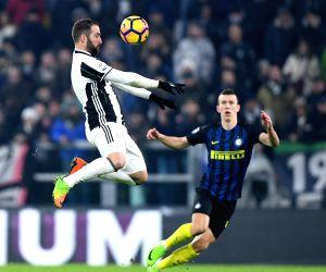 ITALY-TURIN-SOCCER-SERIE A-JUVENTUS VS INTER MILAN