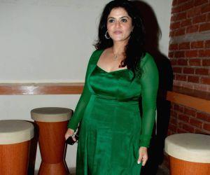 TV actress Pragati's Birthday bash at Marimba Lounge.