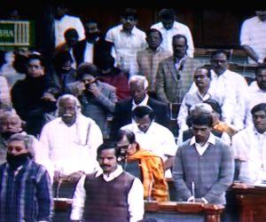 Winter Session - Lok Sabha
