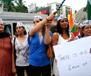 TV Stars support Anna Hazare