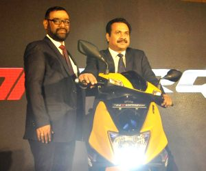 "TVS launches ""Ntorq 125"