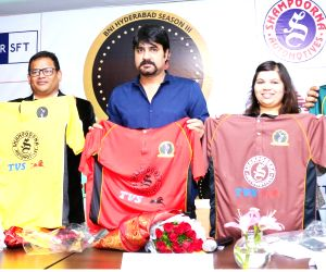 TVS Shampoorna Bharath Shah Cricket Tournament - stills