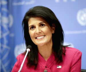 Haley slams UN report on US poverty under Trump