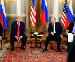Trump, Putin content with summit despite lack of concrete results