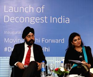 "Uber launches ""Decongest India"