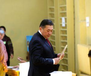 MONGOLIA-ULAANBAATAR-ELECTION