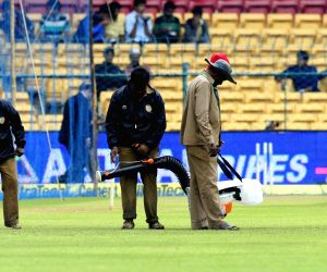 India-South Africa - Second Test - Day 4