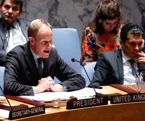 UN SECURITY COUNCIL COUNTERTERRORISM IS