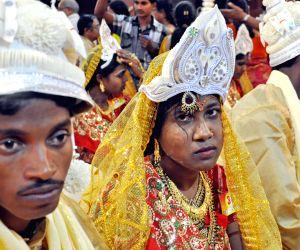 Mass Marriage at Kolkata