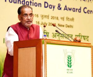 90th Foundation Day of ICAR and Award Ceremony
