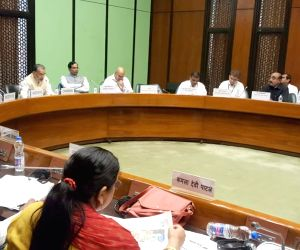 Radha Mohan Singh chairs IFS in-session meeting