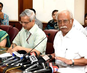 Ashok Gajapathi Raju Pusapati's press conference