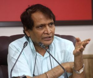 File Photos: Suresh Prabhu