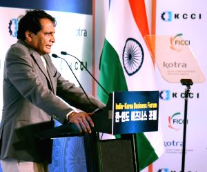 India – Korea Business Forum
