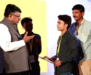"Ravi Shankar Prasad launches book - ""Digital Desh 2.0 –Inside The Internet of India"""