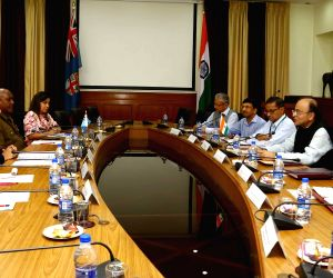 India, Fiji to enhance partnership in maritime security