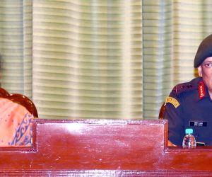 Army Commanders' Conference - Nirmala Sitharaman, Gen Bipin Rawat