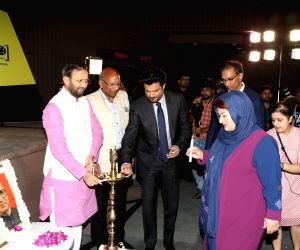 10th Jagran Film Festival - Anil Kapoor, Rajeev Masand, Farah Khan, Prakash Javadekar