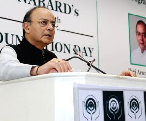36th NABARD Foundation Day and Silver Jubilee of SHG Bank Linkage Programme - Arun Jaitley