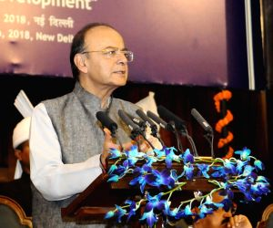 Jaitley lauds GDP growth, says job creation is on track