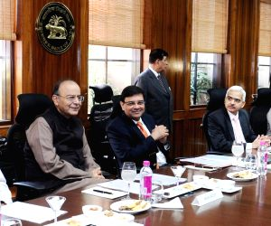 Post- budget meeting - Arun Jaitley