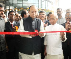 Jaitley inaugurates PNB Corporate Office