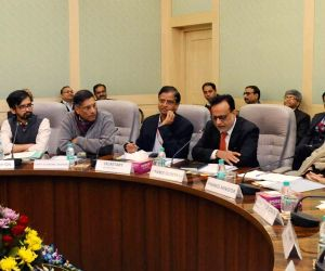 Arun Jaitley chairs 6th Pre-Budget Consultations meeting with IT Sector stakeholders