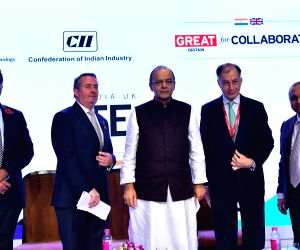 India-UK Tech Summit - Arun Jaitley
