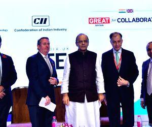 India-UK Tech Summit - Arun Jaitley