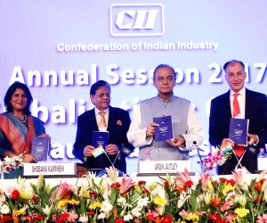 CII Annual Session - Jaitley