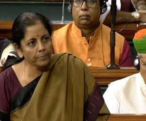 Parliament Budget Session - Nirmala Sitharaman tables Banking Regulation (Amendment) Bill, 2020 in Lok Sabha