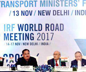 Transport Ministers' Forum - J.P. Nadda