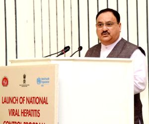 World Hepatitis Day' - Launch of National Viral Hepatitis Control Program