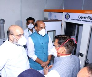 DRDO's 1,000-bed hospital ready for Covid patients in Delhi
