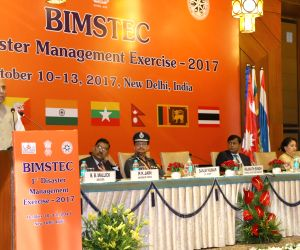 1st BIMSTEC Disaster Management Exercise - Rajnath Singh