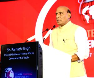 Counter Terrorism Conference - Rajnath Singh